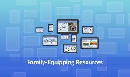 Family-Equipping Resources