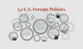 5.3 Foreign Policy