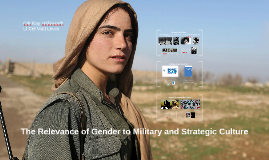 The Relevance of Gender to Military and Strategic Culture