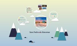 Copy of San Pedro Atacama