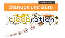 2016 06 09 Startups und Büro