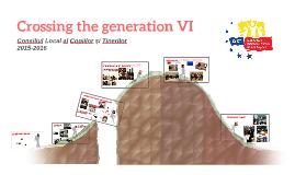 Crossing the generation V