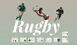 Rugby is a contact sport team born in England. The team that
