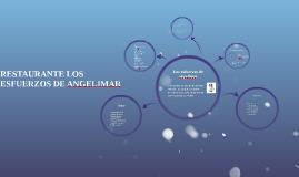 Copy of Los esfuerzos de angelimar