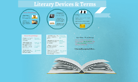 Literary Devices & Terms
