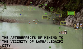 Aftereffects of Mining