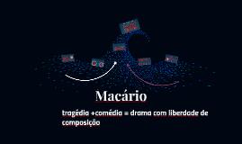 Copy of Macário