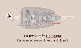 La revolución Galileana