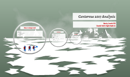 Centervue 2017 Analysis