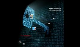 Digital Security in