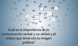 Cuál es la importancia de la comunicación verbal y no verbal