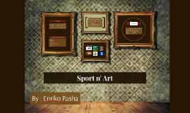 Copy of Sport n' Art