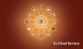 82 Final Review
