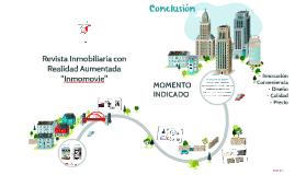 """Revista Inmobiliaria con Realidad Aumentada """"Inmomovie"""""""