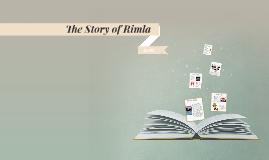 The Story of Rimla Khan