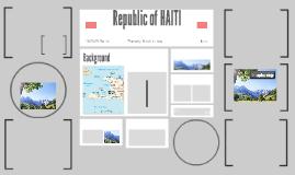 Republic of HAITI