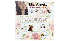 Ms. Arnett