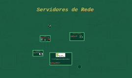 Servidores de Rede