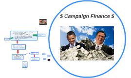$ Campaign Finance $