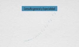 expediente clinico en consulta general u especialidad