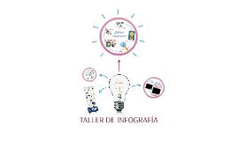 TALLER DE INFOGRAFÍA