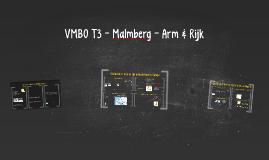 VMBO T3 - Malmberg - Arm & Rijk