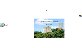 Chateau de Chalus-Chabrol