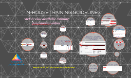 to view available training programmes online