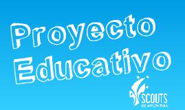 Proyecto Educativo - Scouts de Argentina