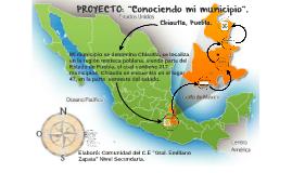 Copy of PROYECTO MUNICIPIO DE CHIAUTLA