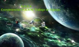 Competencias S.A.N: Trabajo en equipo
