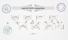 Spanish Verb Conjugations
