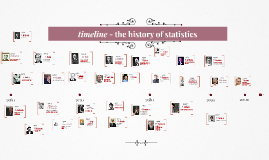 History of Statistics: timeline 1960-2000