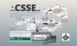 CSSE - Barrie chapter