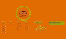 Le régime Jenny Craig