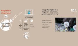 Etnografía Digital de la