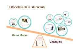 La robótica en la Educación