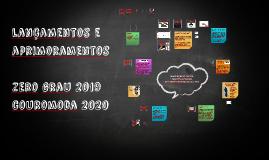 principais lançamentos e aprimoramentos - zero grau 2019