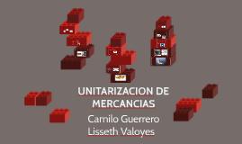 UNITARIZACION DE MERCANCIAS