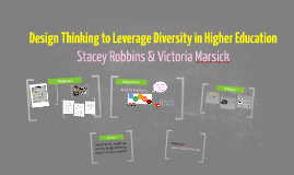 AAACE 2016: Design thinking to leverage diversity in higher education