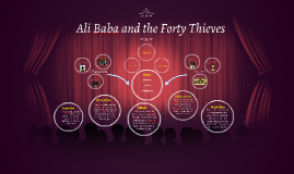 Copy of ali baba and the forty thieves by christine obar on prezi ccuart Images