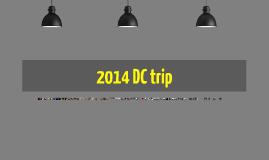 2014 DC trip