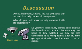 Copy of Security Cameras Presentation