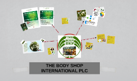 Copy of THE BODY SHOP INTERNATIONAL PLC