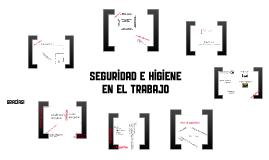 Copy of Seguridad e higiene en el trabajo