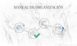 Copy of MANUALES ORGANIZACIONALES