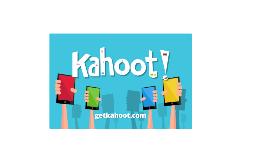 ¿Qué es Kahoot?