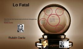 Lo Fatal