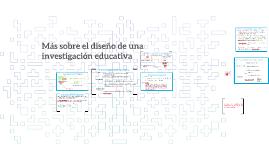 Copy of Investigación educativa - marzo-abril 2019