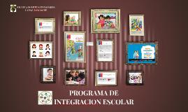 EQUIPO PROGRAMA DE INTEGRACION ESCOLAR
